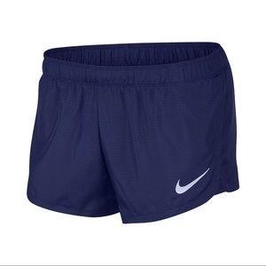 "Nike 2"" Fast Shorts, size small"